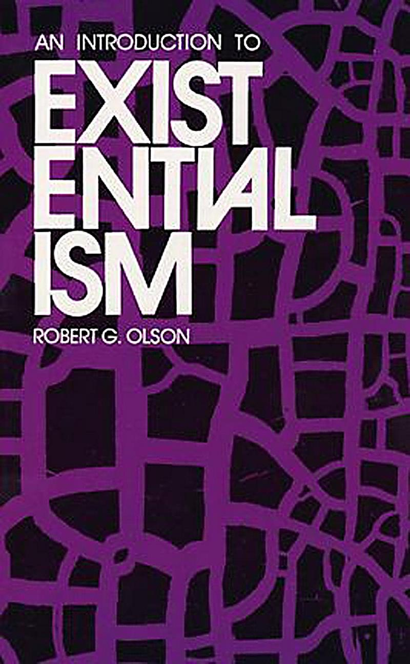 Image of Dover Publications: An Introduction to Existentialism
