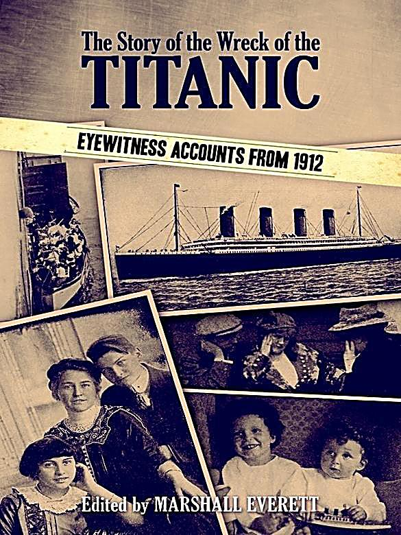 Image of Dover Publications: The Story of the Wreck of the Titanic