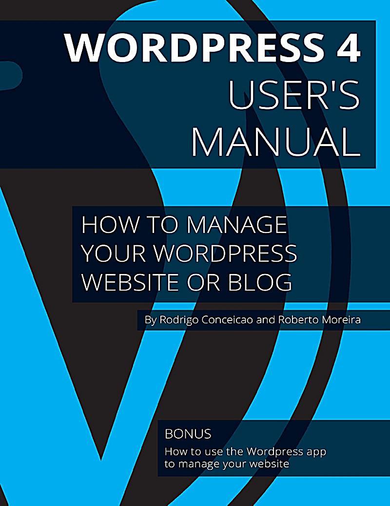Lulu.com: Wordpress 4 - User's Manual