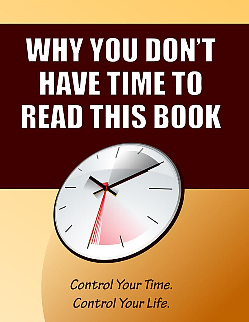 Lulu.com: Why You Don't Have Time to Read This Book
