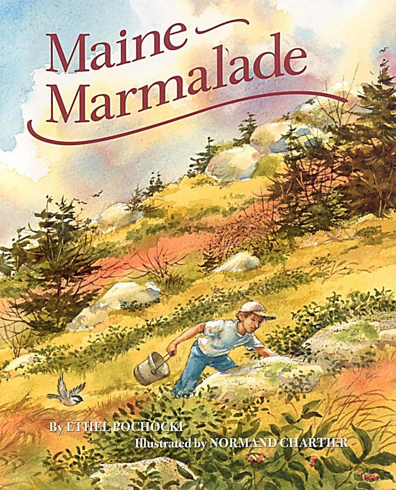 Down East Books: Maine Marmalade