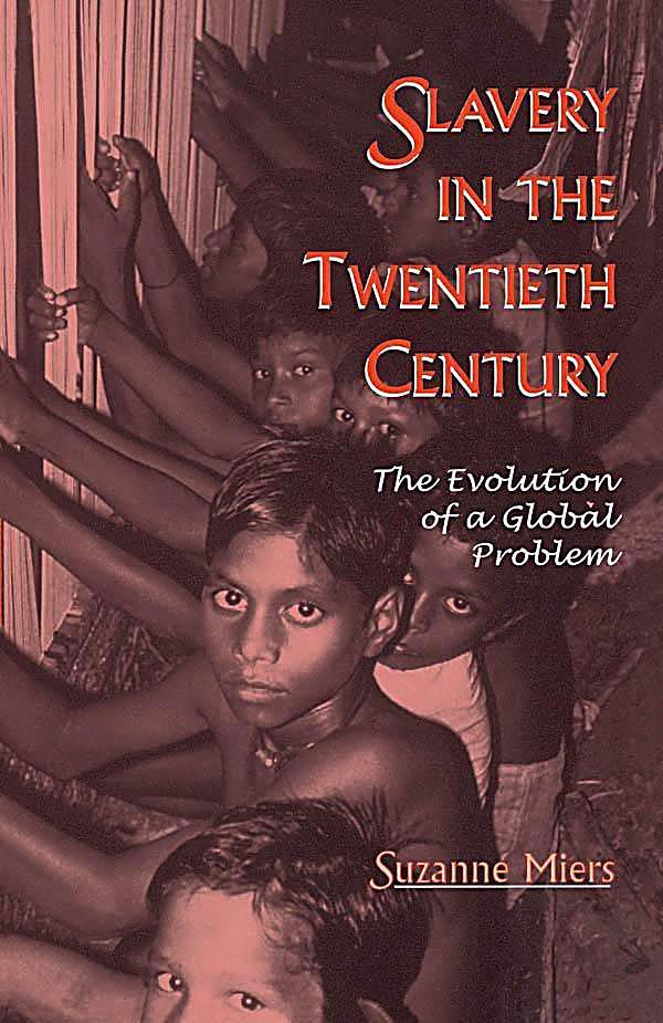 Image of AltaMira Press: Slavery in the Twentieth Century