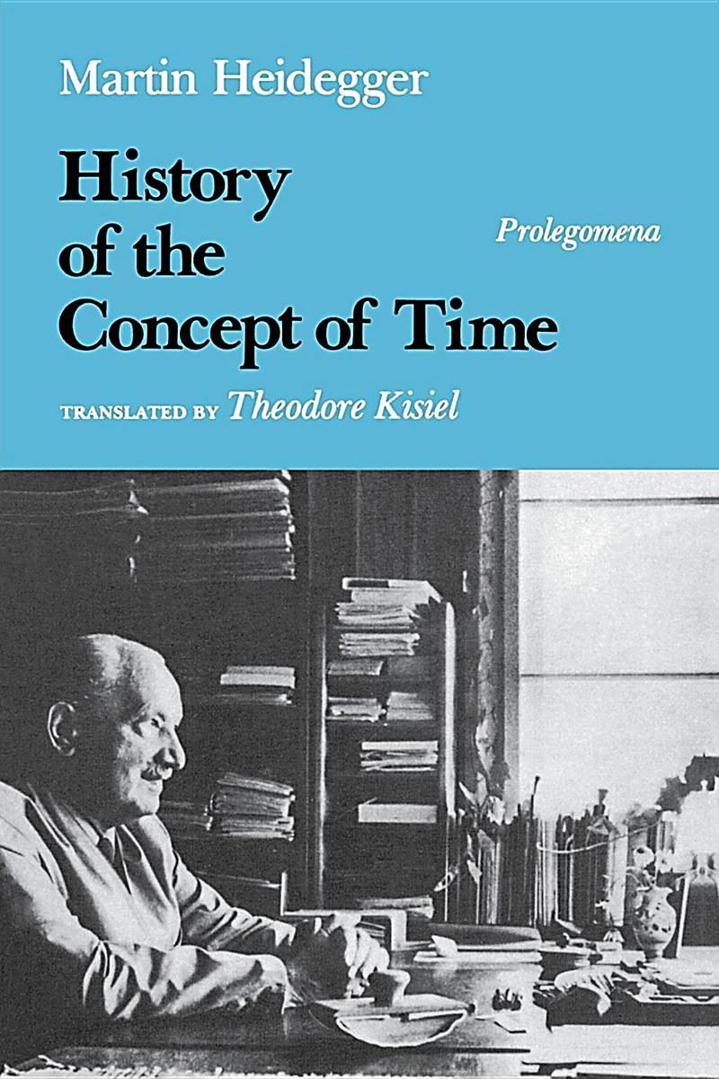 Indiana University Press: History of the Concept of Time