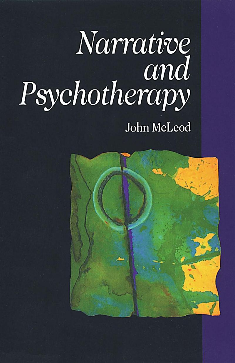 SAGE Publications Ltd: Narrative and Psychotherapy