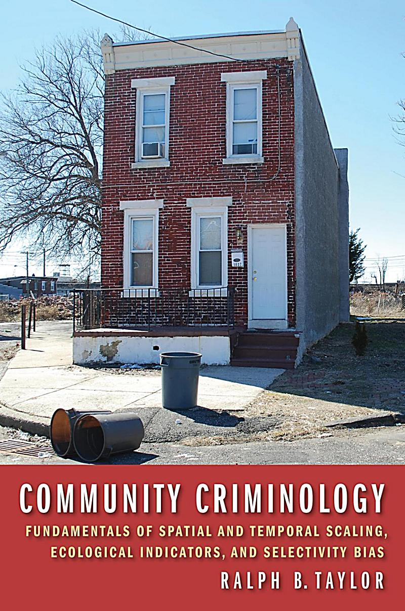 Community Criminology