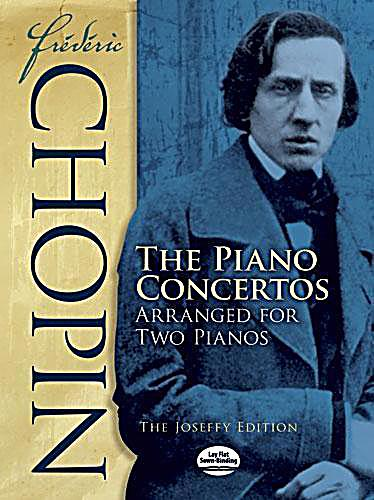Image of Dover Publications: Frédéric Chopin: The Piano Concertos Arranged for Two Pianos