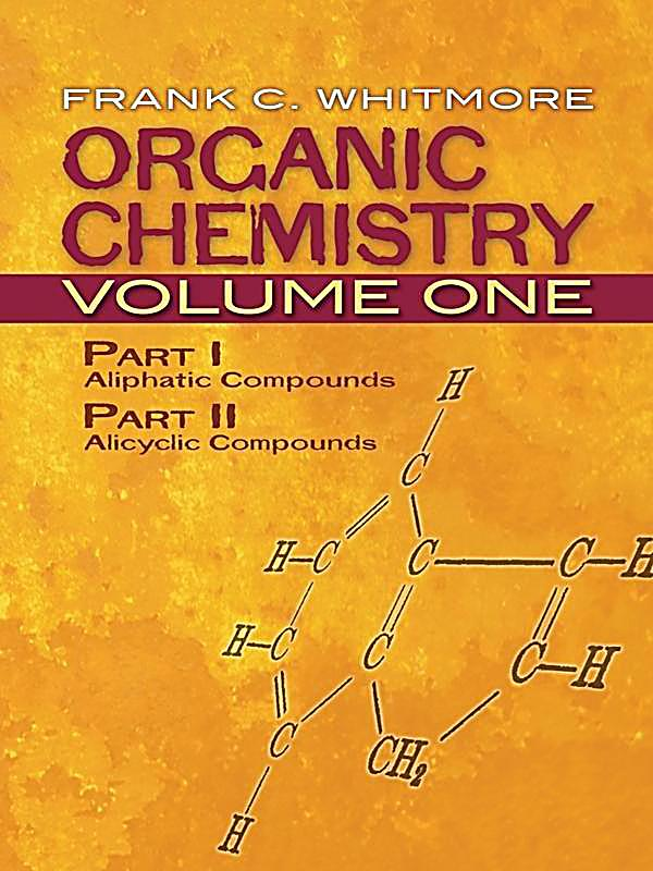 Image of Dover Publications: Organic Chemistry, Volume One