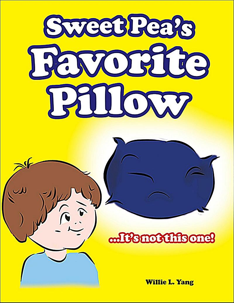 Sweet Pea´s Favorite Pillow