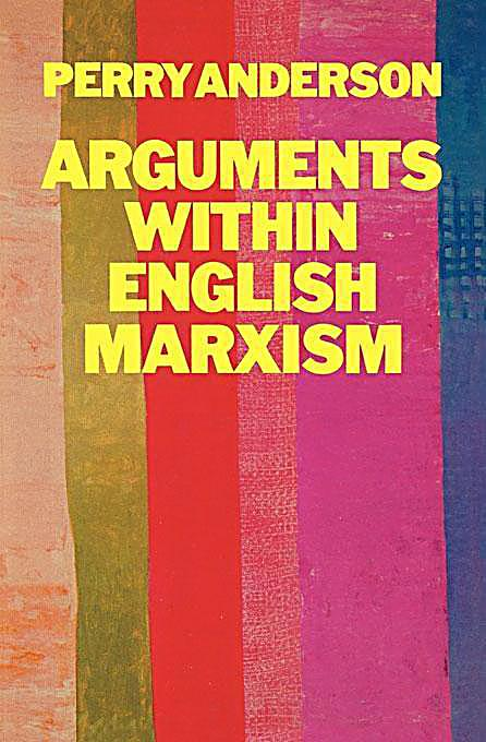 Verso: Arguments Within English Marxism