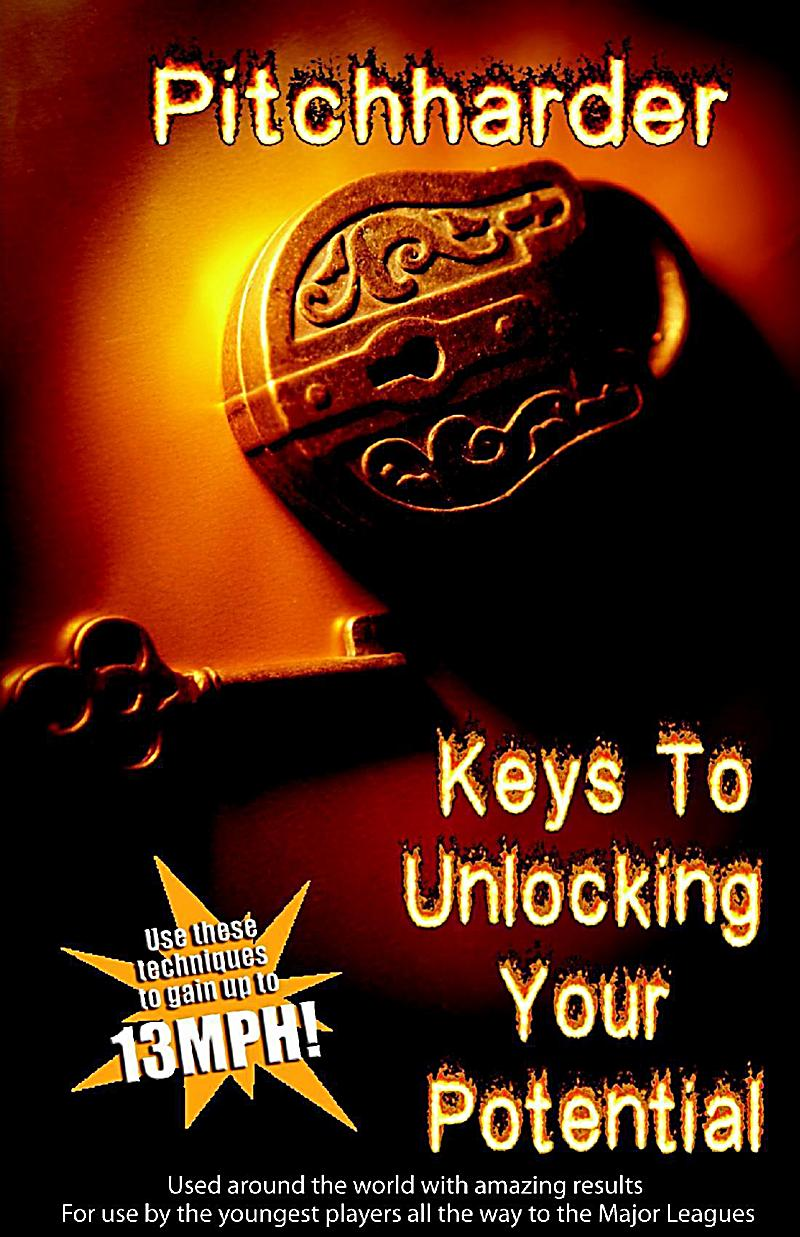 Pitchharder: Keys to Unlocking Your Potential