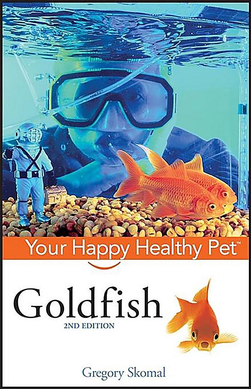 Your Happy Healthy P: 98 Goldfish