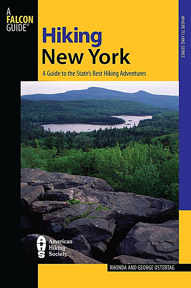 Falcon Guides: Hiking New York