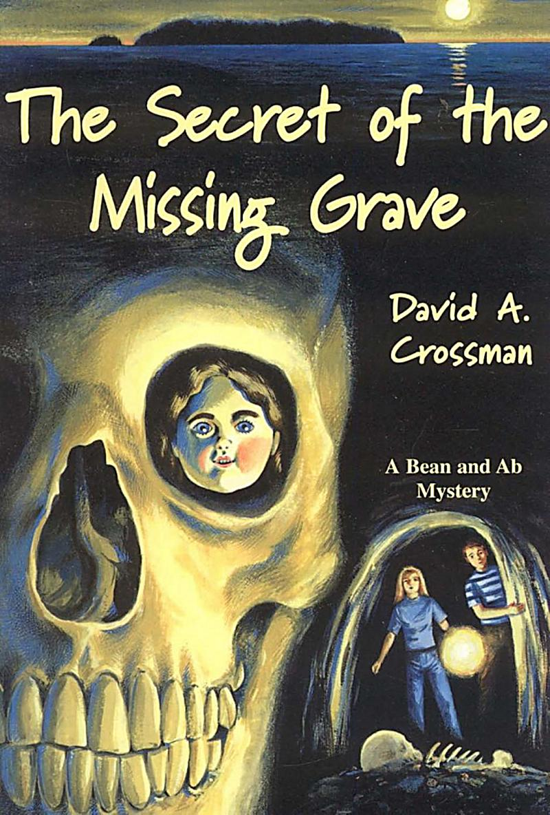 Down East Books: The Secret of the Missing Grave