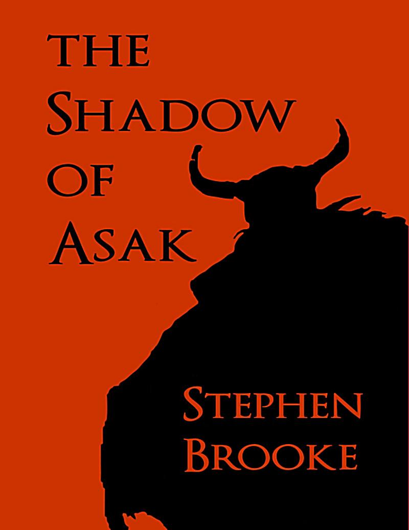 Image of Arachis Press: The Shadow of Asak