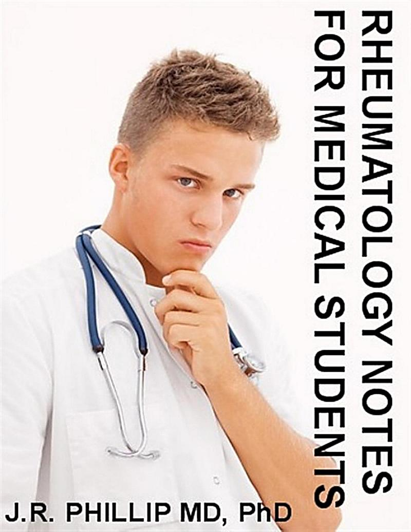 Lulu.com: Rheumatology Notes for Medical Students