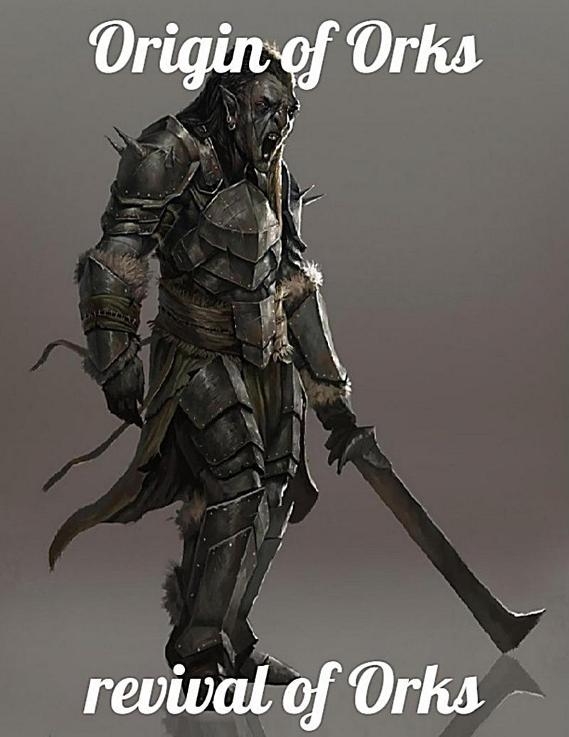 Lulu.com: Origin of Orks