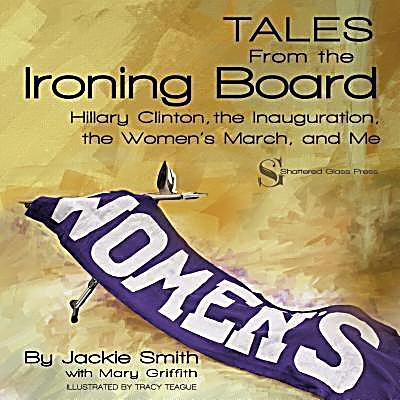 SHATTERED GLASS PRESS: Tales From the Ironing Board