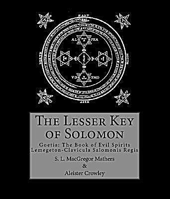 Mockingbird Press: The Lesser Key of Solomon
