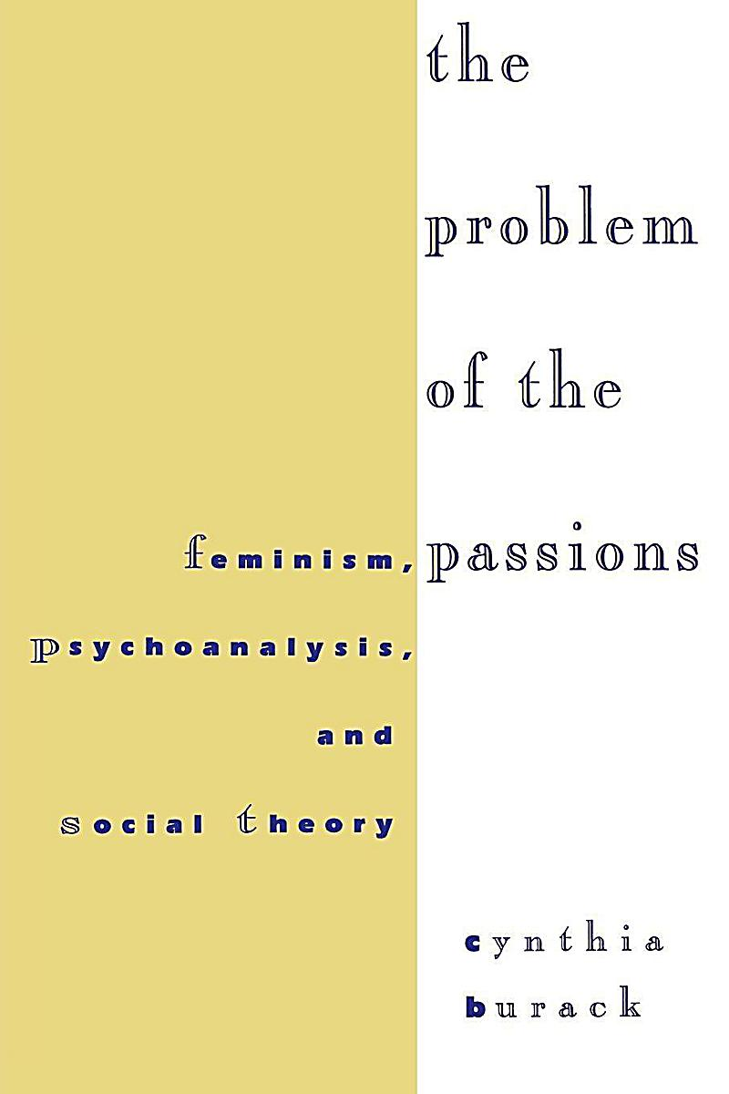 NYU Press: The Problem of the Passions