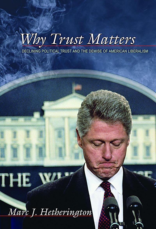 Princeton University Press: Why Trust Matters