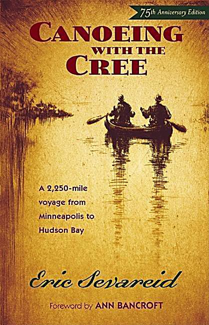 Borealis Books: Canoeing with the Cree
