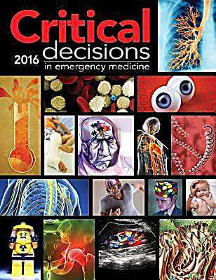 Image of American College of Emergency Physicians: Critical Decisions in Emergency Medicine