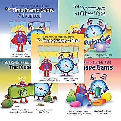 Mitee Mite: The Adventures of Mitee Mite