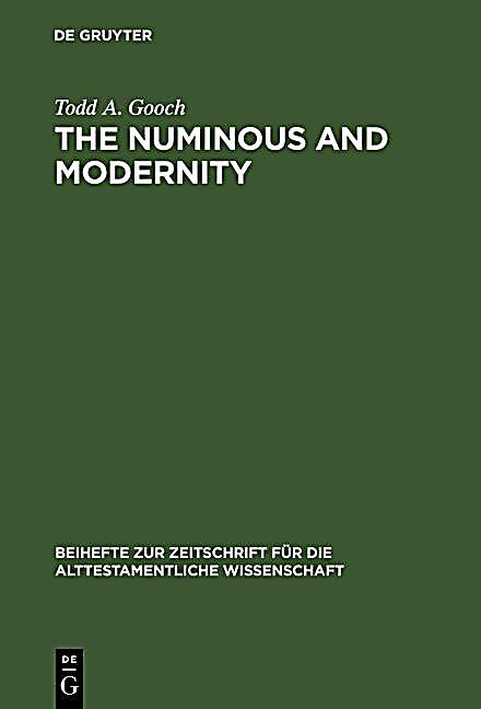 The Numinous and Modernity
