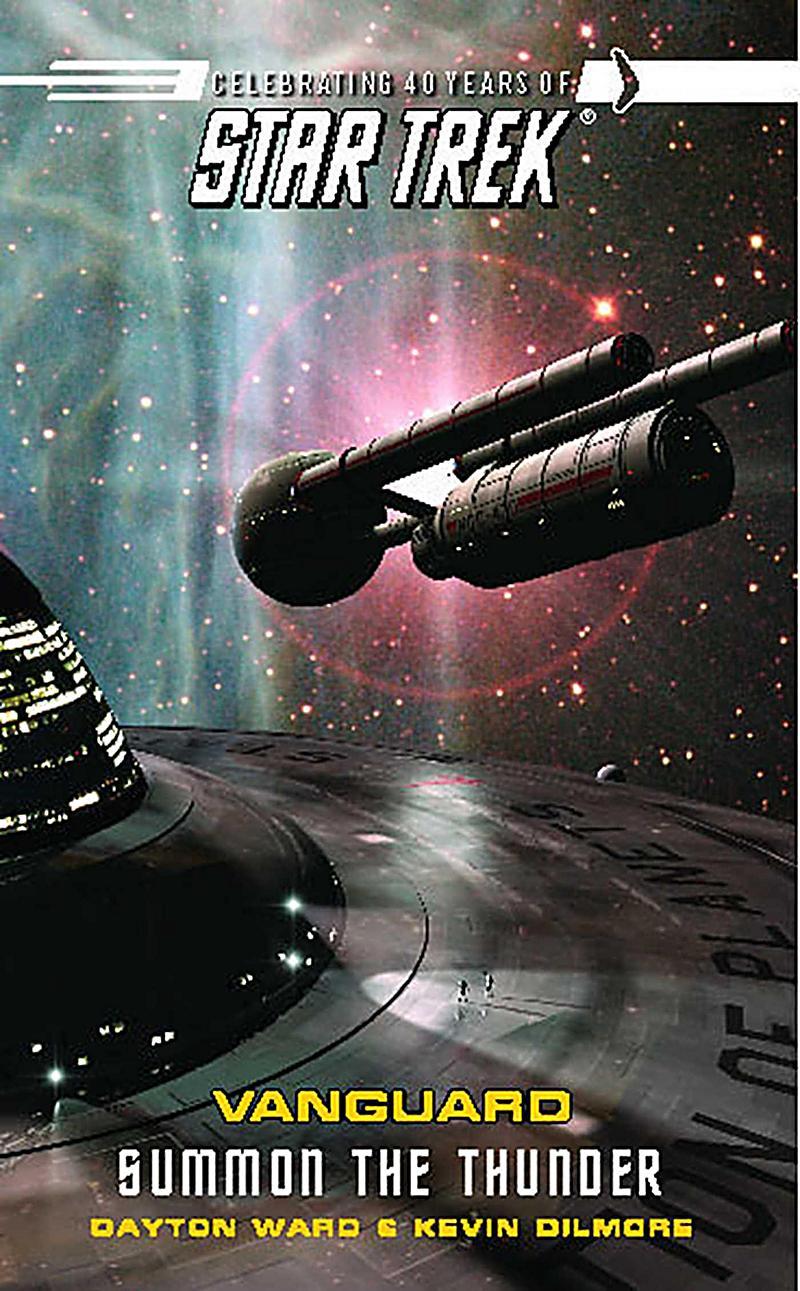 Star Trek: Vanguard #2 - Summon the Thunder
