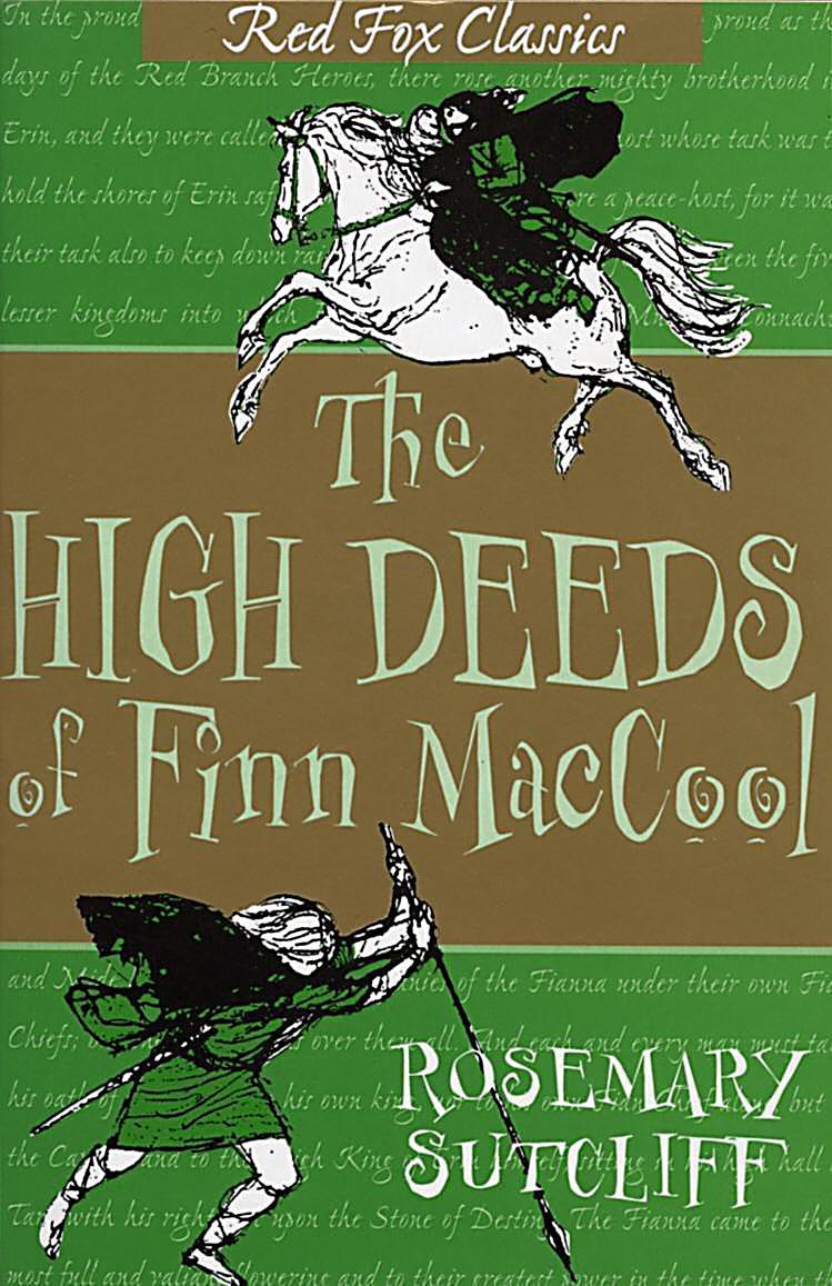 RHCP Digital: The High Deeds Of Finn MacCool