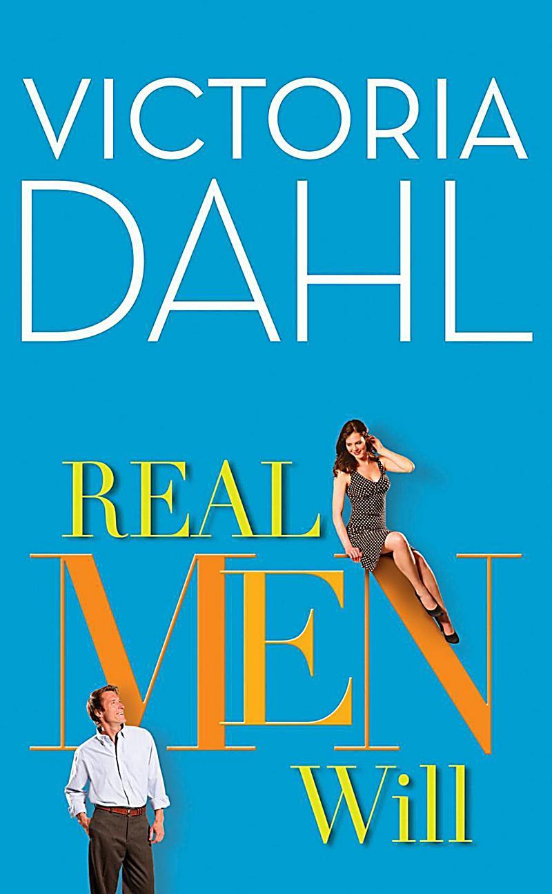 Real Men Will (The Donovan Family, Book 3)