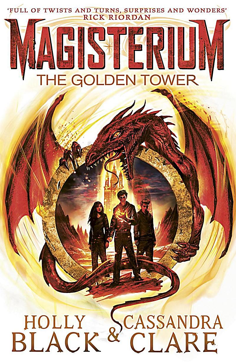 RHCP Digital: Magisterium: The Golden Tower