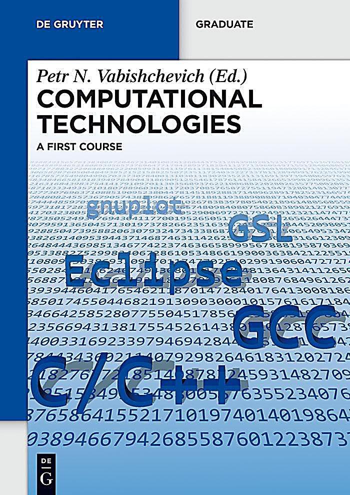 Computational Technologies