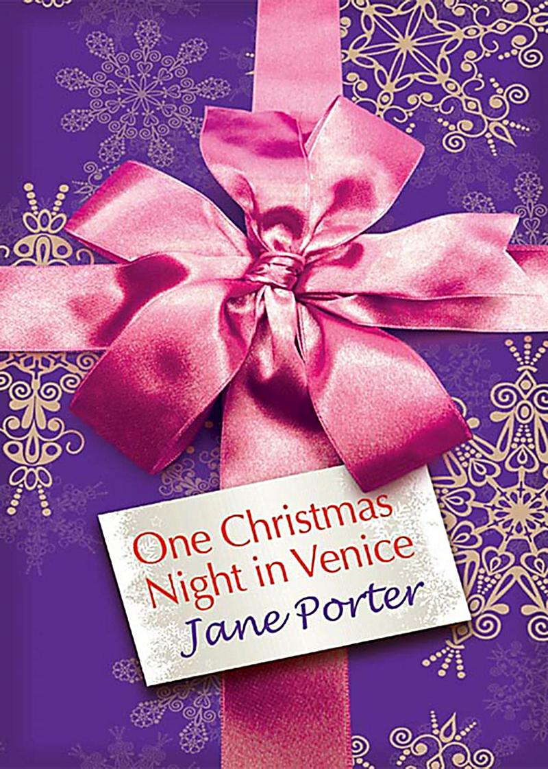 One Christmas Night in Venice (Mills & Boon M&B)