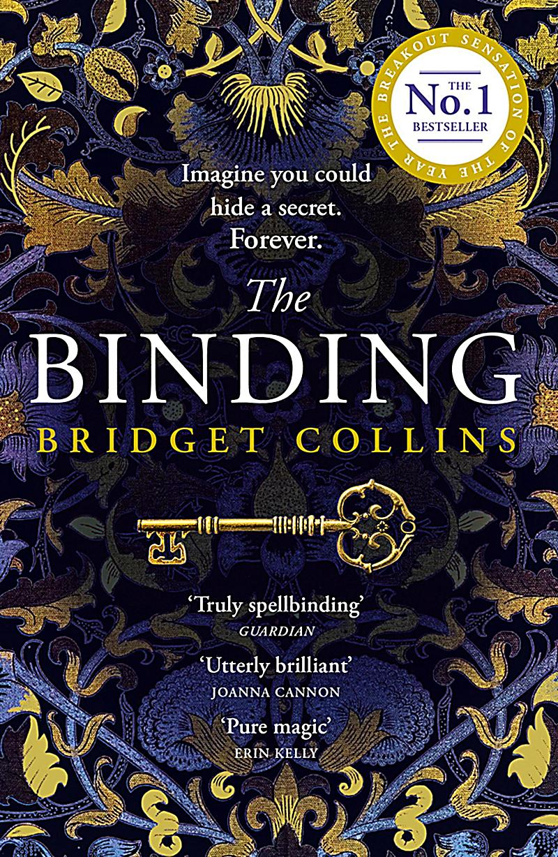 The Borough Press: The Binding