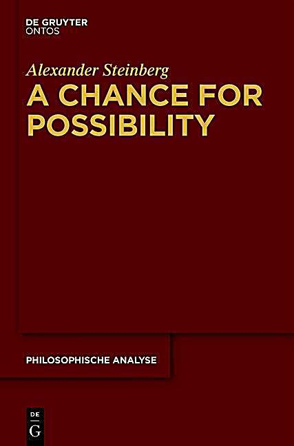 A Chance for Possibility