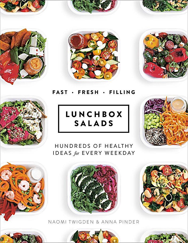 Ebury Digital: Lunchbox Salads