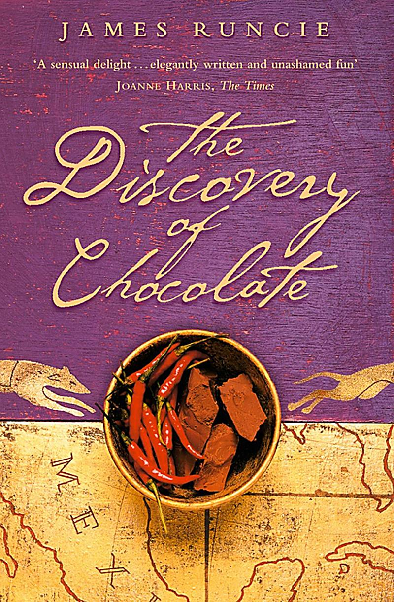 HarperCollins Fiction: The Discovery of Chocolate: A Novel