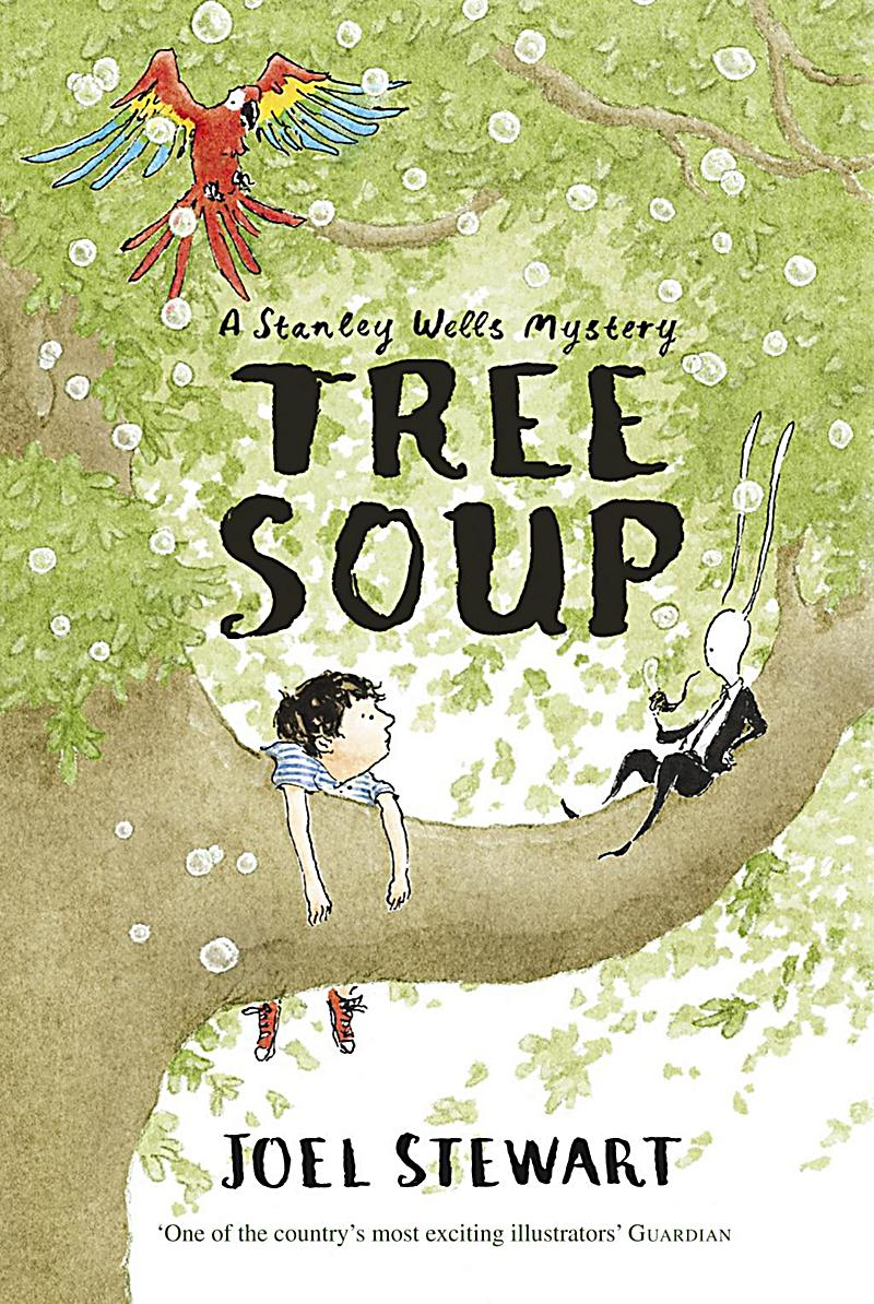 RHCP Digital: Tree Soup: A Stanley Wells Mystery