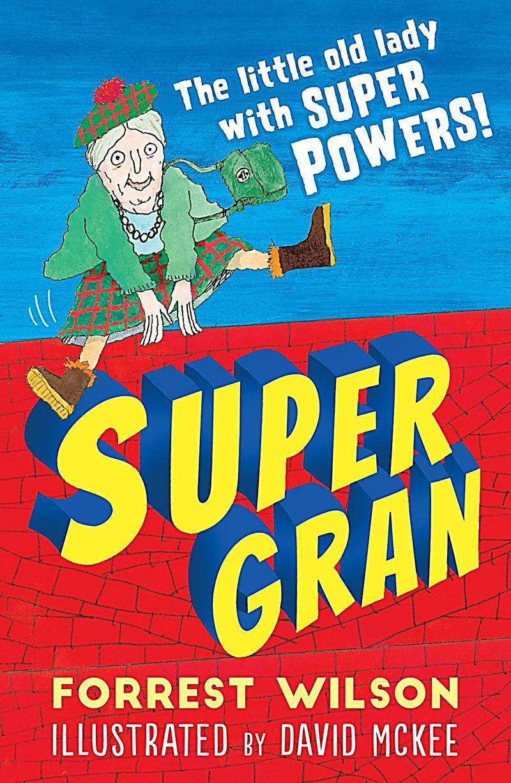 Image of Andersen Digital: Super Gran