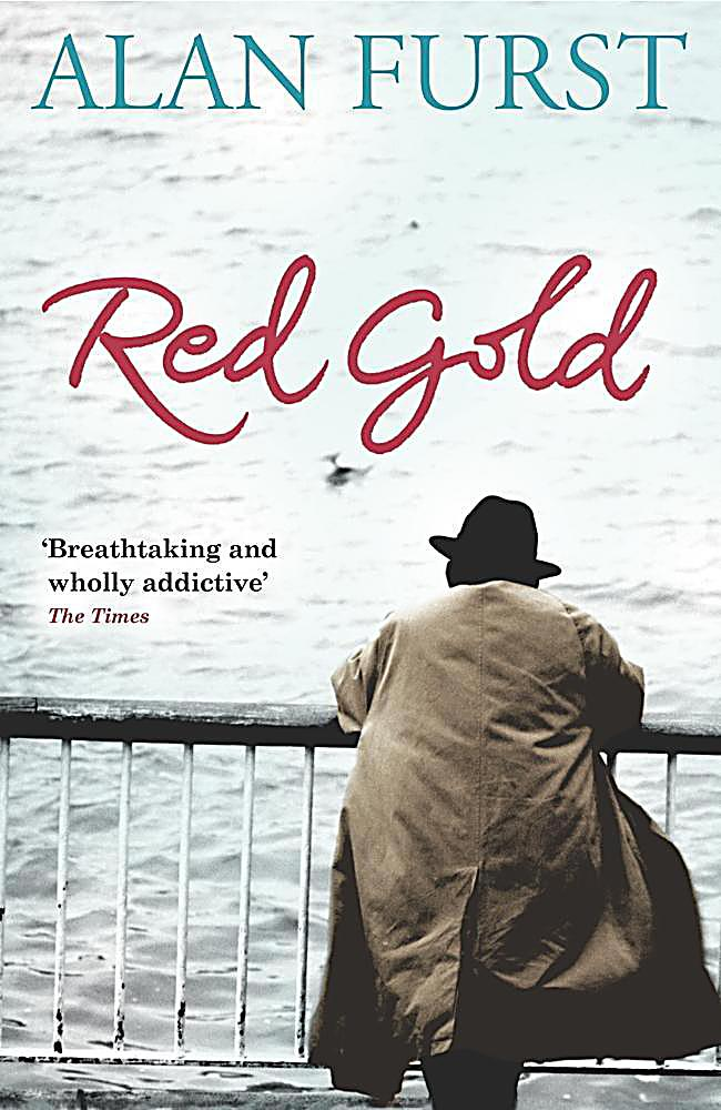 Weidenfeld and Nicholson: Red Gold