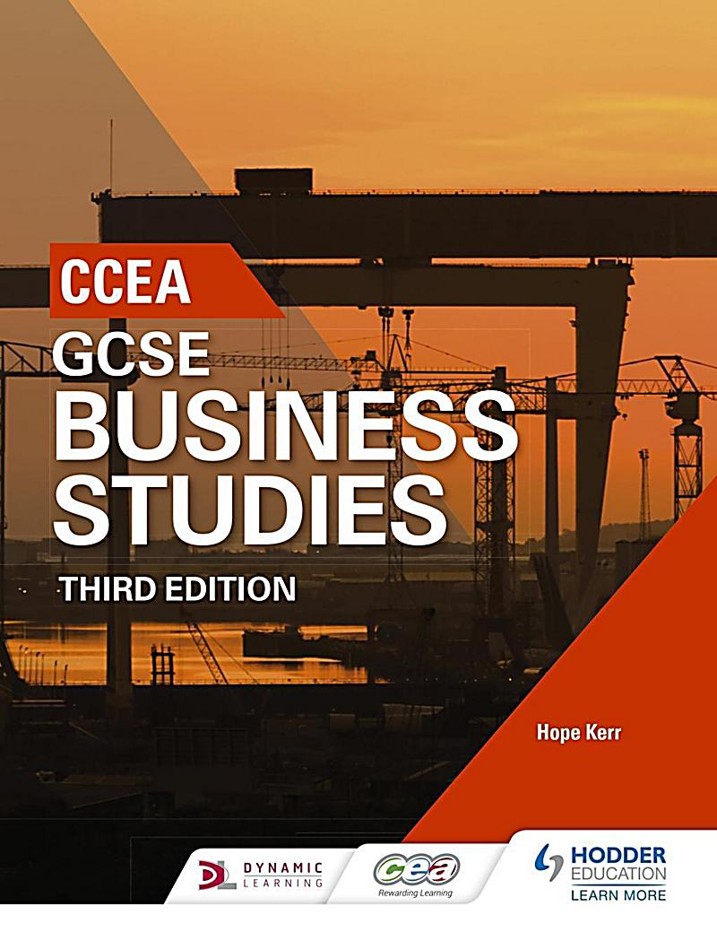 CCEA GCSE Business Studies, Third Edition