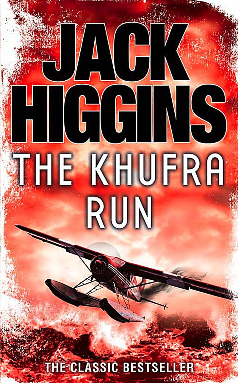 HarperCollins Fiction: The Khufra Run