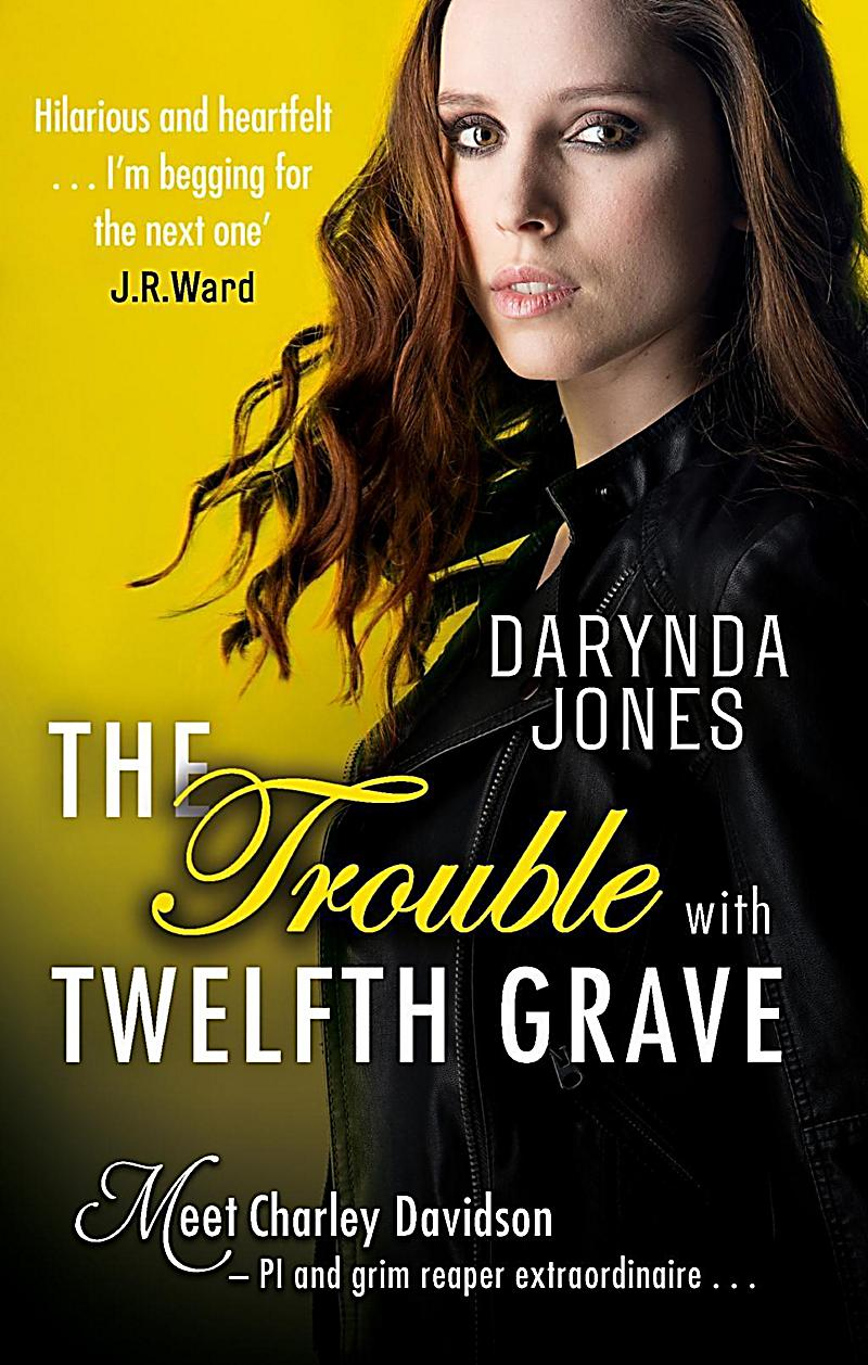 Piatkus Books: The Trouble With Twelfth Grave