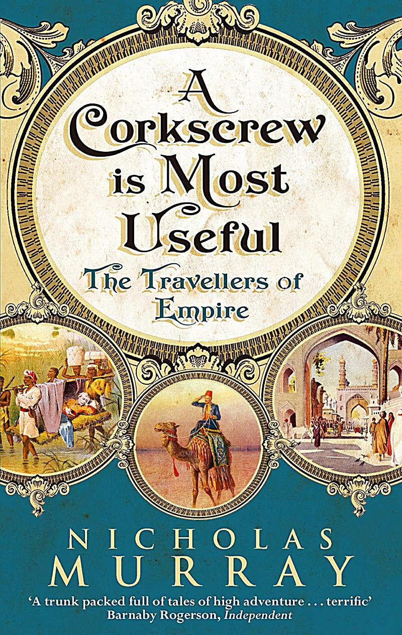 A Corkscrew Is Most Useful