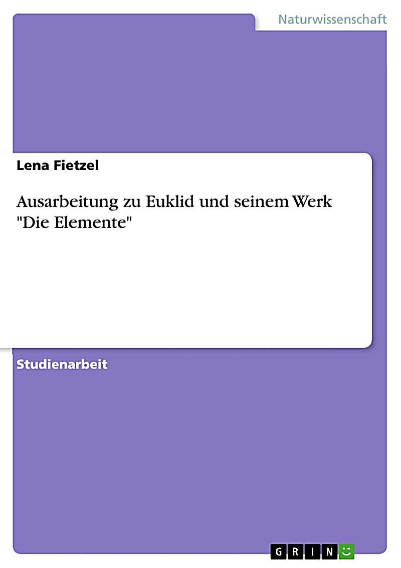 Euklid - Die Elemente