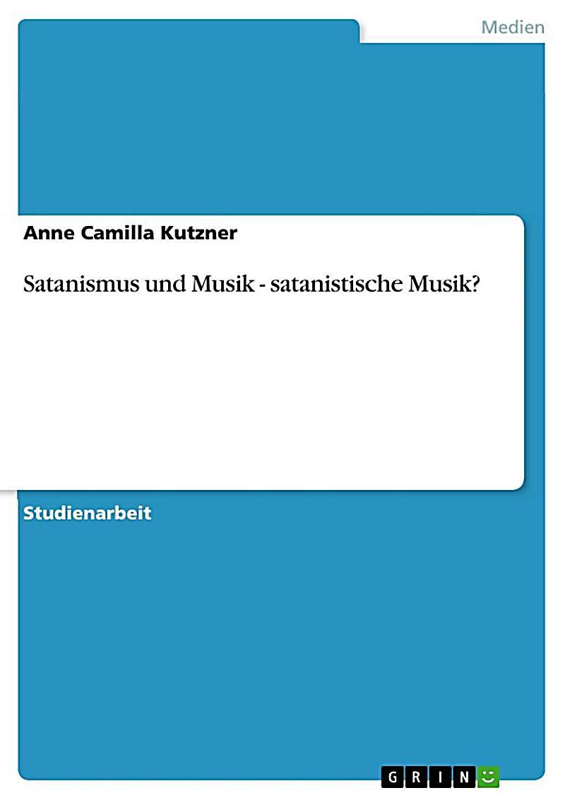 Satanismus und Musik - satanistische Musik