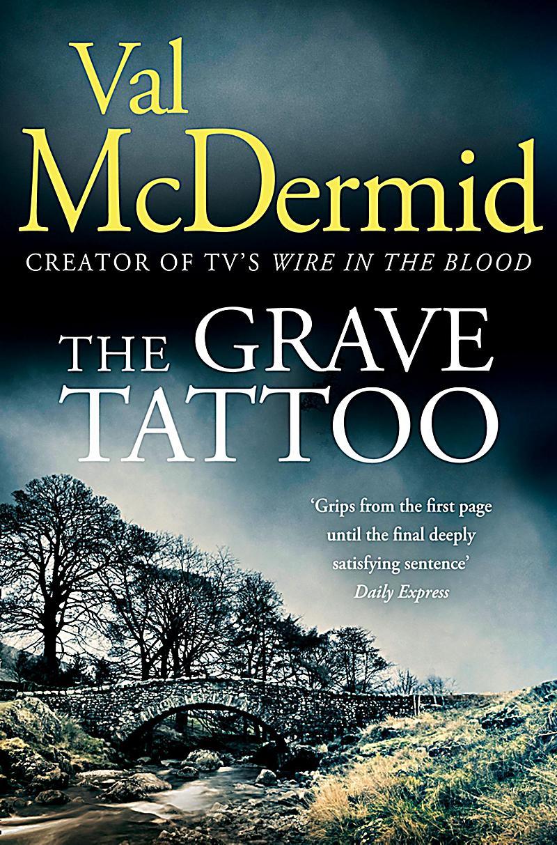 HarperCollins Fiction: The Grave Tattoo