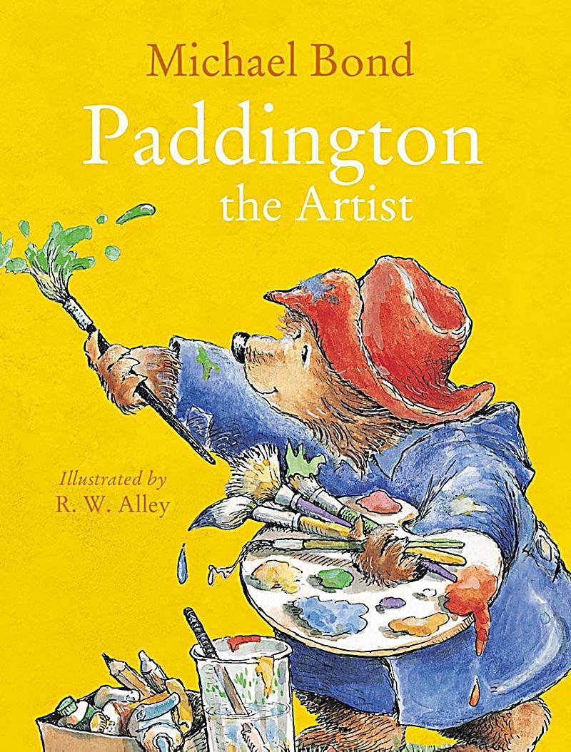 Paddington the Artist (Read Aloud)