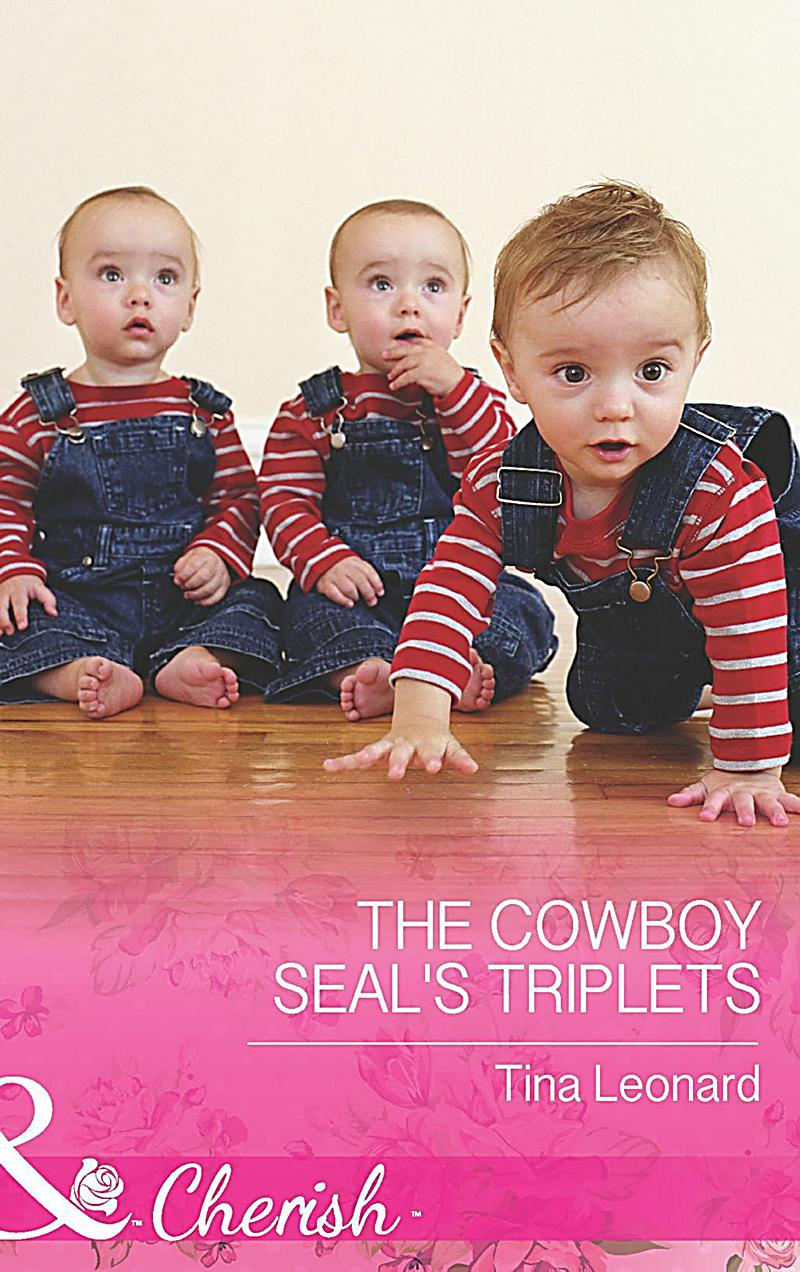 The Cowboy SEAL's Triplets (Mills & Boon Cherish) (Bridesmaids Creek, Book 4)